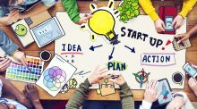 Enterprise Ireland's entrepreneurs can avail of mentoring support and schemes such as its innovation voucher programme.
