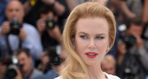 Nicole Kidman, who will top the bill at the festival this month as the world's flagship movie showcase celebrates its 70th anniversary. Photograph: Alberto Pizzoli/AFP/Getty Images