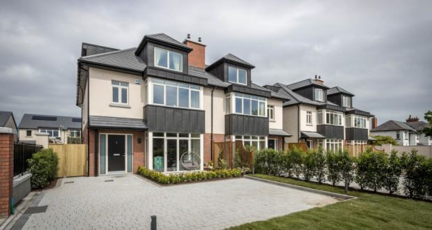 Exceptional The 16 Luxury Homes At Lonsdale, On The Howth Road In Raheny, Dublin,
