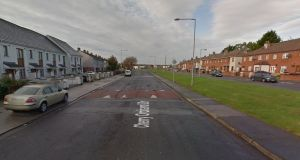Gardaí seized a quantity of cannabis at Cherry Orchard Drive on Friday. Photograph: Google Street View