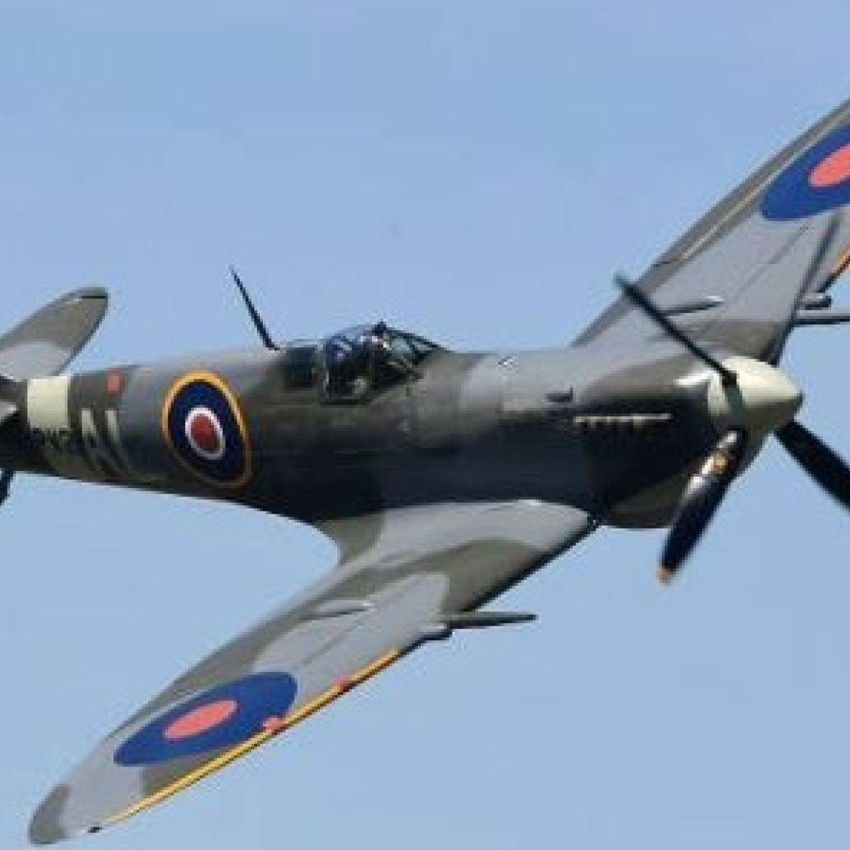 Wartime Spitfire remains are unearthed from Monaghan field