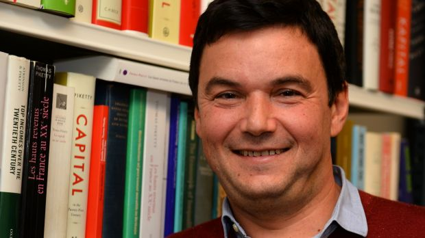 Thomas Piketty: His Capital in the Twenty-First Century has sold millions of copies and been published in more than 30 languages. Photograph: Eric Piermont/AFP/Getty