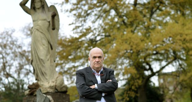 Colm Tóibín: Grappling With Greece. Photograph: Dara Mac Dónaill
