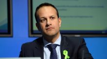 Minister for Social Protection Leo Varadkar: detached and dismissive. Photograph: Dara Mac Dónaill