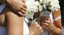 Can a store charge for booking an appointment to try on a wedding dress? Photograph: Alan Betson