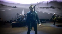 U2 kick off the US leg of  'Joshua Tree' tour in Seattle