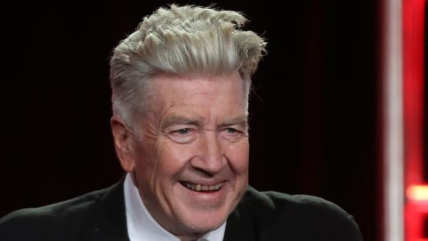 David Lynch is sole director of the 18 hour-long episodes in the third series of 'Twin Peaks'. Photograph: Frederick M Brown/AFP/Getty Images