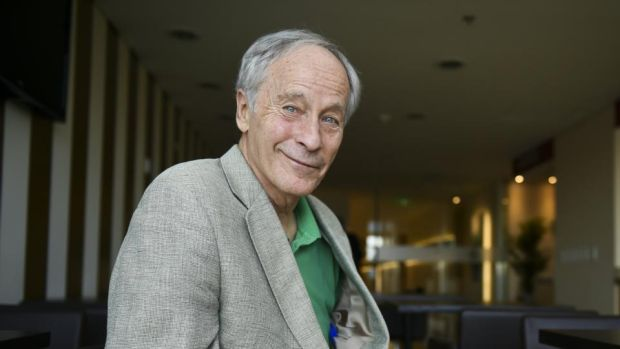 Richard Ford: wry humour in prose of daunting elegance. Photograph: Raul Arboleda/AFP/Getty Images