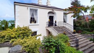Landore Hall is a whopper of a mid-1800s property just opposite Orwell Medical Clinic in Rathgar