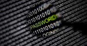 Severe data breaches caused share prices to fall by an average of 1.8 per cent, an analysis of 65 companies affected found. Photograph: Pawel Kopczynski/Reuters