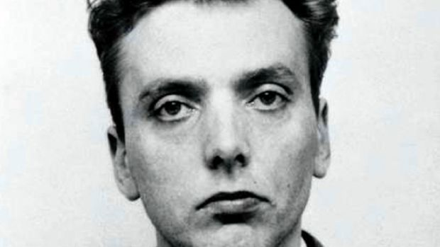 Ian Brady who died in high-security hospital at the age of 79, a spokesperson for the NHS trust in Merseyside said. Photograph: Greater Manchester Police/AFP/Getty Images
