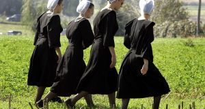 If we wish to remain conservative and old-fashioned, at least let us not be sectarian and supportive of values and lifestyles which have been rejected by the majority of 21st-century people. Otherwise we are categorised as out-of-date leftovers from a previous era, such as the Amish. Photograph: Getty Images