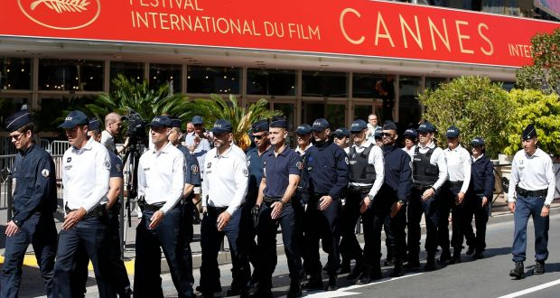 Image result for Cannes film festival begins amid heavy security
