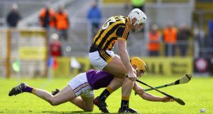 Kilkenny's Liam Blanchfield. Photograph: Inpho/Ken Sutton