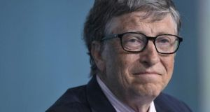 Bill Gates. Photograph: Mandel Ngan/AFP/Getty Images