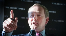 Enda Kenny: 'people own you in a very different way'