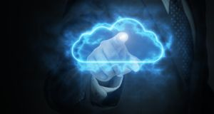 The typical medium-to-large enterprise will spend €190,000 on cloud technology  in the next 12 months. Photograph: iStock