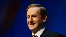 Enda Kenny, the 'lucky' Taoiseach