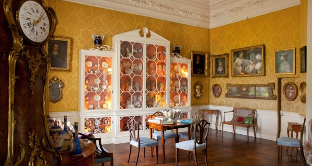 Fine Furniture To See At Birr Castle This Summer Classy Castle Interior Design Property