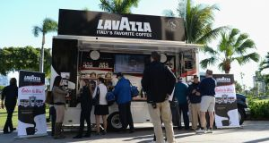 Lavazza is facing a challenge on its home turf from US giant Starbucks.