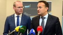 The battle for Fine Gael leadership
