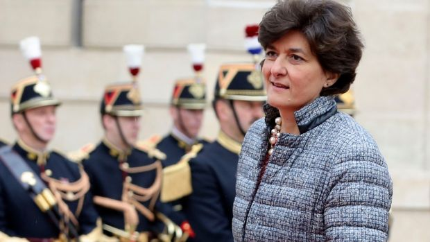 Sylvie Goulard has been named minister for the armed services. Photograph: Thibault Camus/AP