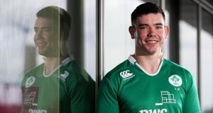 Paul Boyle will lead Ireland under-20s in Georgia. Photograph: Tommy Dickson/Inpho