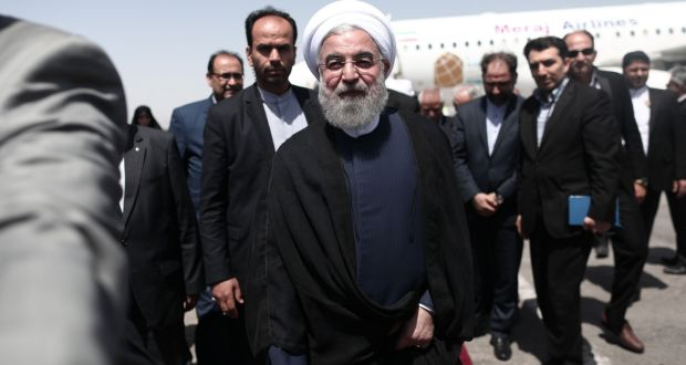 Iran to elect new president with economy on voters' minds