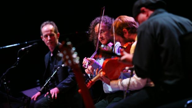 The Gloaming played a remarkable seven sold out concerts at the NCH in March.