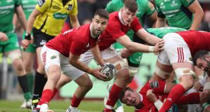 The holy trinity of wins over South Africa, New Zealand and Australia last year has Conor Murray at the beating heart of Munster, and especially Ireland. Photograph: Billy Stickland/Inpho