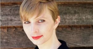 A picture of Chelsea Manning as appears on her verified Twitter account.