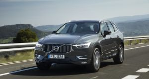 The new Volvo XC60 is the company's most important new car to date.