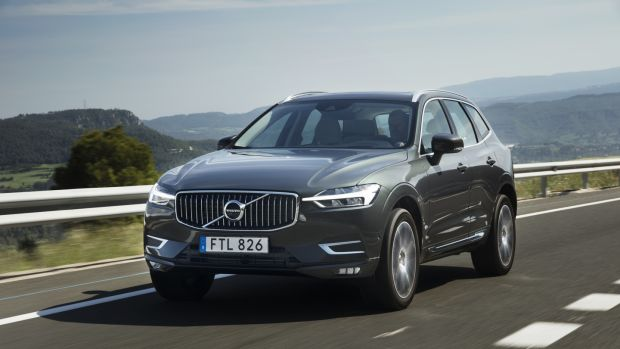 The New Volvo Xc60 Is Company S Most Important Car To Date