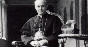 Archbishop Thomas White was only the second Irish man in the history of the Catholic Church to have served as a Papal Nuncio in a country where he did not already hold a bishopric.