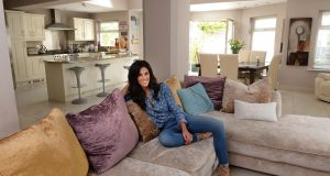 Pieces of me: Glenda Gilson, model and television presenter