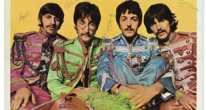 "Released to coincide with the 50th anniversary of ""Sgt. Pepper's Lonely Hearts Club Band"", the essays in this collection are ordered chronologically, from 1963's ""She Loves You"" to 1970's ""Two Of Us"""