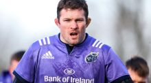 Secondrow Donnacha Ryan is among the players leaving Munster in the summer. Photograph: Tommy Dickson/Inpho