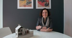 The architect who shrank her Dublin redbrick