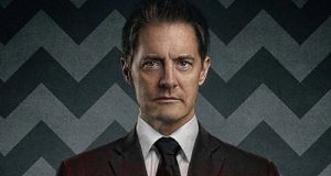 Kyle MacLachlan reprises his role of investigating FBI Special Agent Dale Cooper in the 2017 revival of David Lynch's Twin Peaks