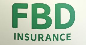 FBD recorded a €11.4 million pretax profit last year. Photograph: Eric Luke