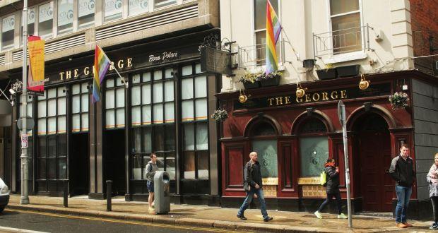 Gay bars in dublin ireland