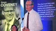Simon Coveney: 'This is not about the X-factor'