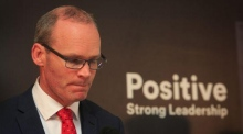 Coveney: I go for a 5km run every now and again