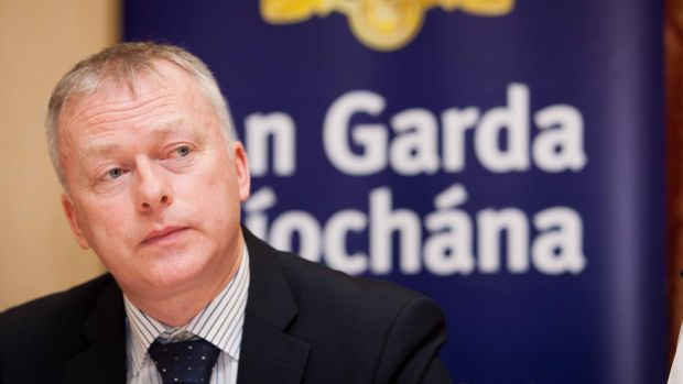 Det Supt Seamus Boland: said criminals will regret getting involved in the Kinahan-Hutch feud as it will eventually topple them. Photograph: Gareth Chaney/Collins