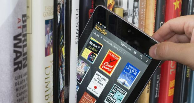 Rise And Fall Of The Kindle How Real Books Are Fighting Back