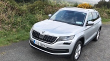 Our Test Drive: the Skoda Kodiaq