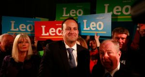 Leo Varadkar: says he favours a less onerous    ratio of national debt to GDP of 55%