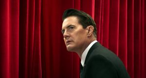 Kyle MacLachlan in  Twin Peaks. Photograph: Suzanne Tenner/Showtime