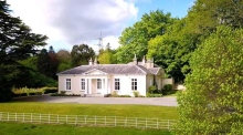 €3.75m for Palladian property on 15 acres in Enniskerry