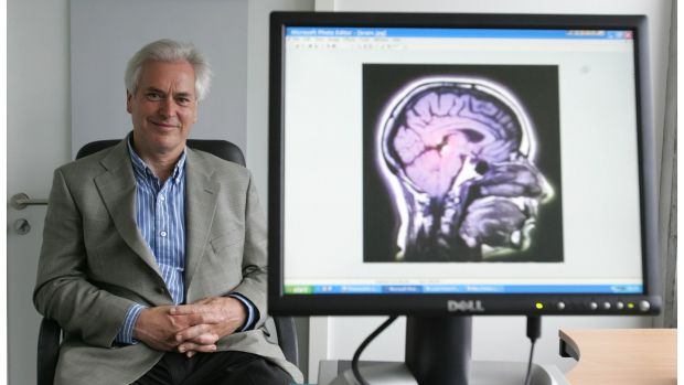 Prof Ian Robertson of Trinity College Dublin, says his research on the brain led him to conclude that some stress is not to be feared but that it can actually have benefits. Photograph: Alan Betson